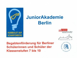 Deutsche JuniorAkademie Berlin